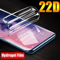 Hydrogel Film for OnePlus 7T One plus 8T 8 Pro Nord N100 N10 5G N 100 10 9pro 9R Screen Protector Not Glass
