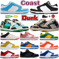 Calda di Dunk COT 2021 Scarpe casual Bianco Bianco Bianco Black Chunky Dunky Street Hawker Shadow Uomini Donne Sneakers Kentucky sp Siracusa Chicago Navy Elephant Trainer 36-45