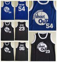 Moive Turnier Shooting 23 Motaw Wood Jersey Männer 54 Kyle Watson Outdoors Duane 96 Birdie Tupac Trikots Basketball über dem Rand Kostüm Doppel Athletic Wear