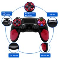 D-ATA FROG Bluetooth Compatible Wireless Game Controller For PS4 Console PS5 Style Dual Vibration Gamepad And PC Android Phone