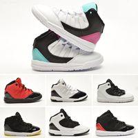 Nike Air Jordan 11 Çocuk Ayakkabıları 11 Xi Sneaker Concord Uzay Reçel Metalik Gümüş Pembe Yılan Derisi Bred Legend Mavi 72-10 Çocuk Erkek Kızlar 28-35