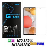 Screen Protector For Samsung A12 A31 A01 Core A21 A11 A52 A72 A20 A10E A02S Clear Tempered Glass Metro pcs 9H Film LG Stylo 7 6 5 K51