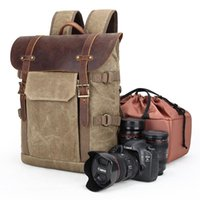 Backpack Collection Africa Ng A5290 A5280 Laptop, SLR Digital Camera Bag, Canvas Po Wholesale