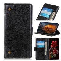 Prezzo all'ingrosso Prezzo PU Cuoio portafoglio con portafoglio con slot per carte Stand per Nokia C01 Core Accessorio del telefono cellulare