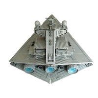 In stock 05027 3250Pcs Imperial Star Destroyer Building Blocks Bricks educational toys gift Compatible With 10030