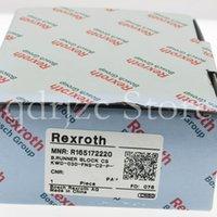 Rexroth Slider R165172220 Cuscinetto movimento lineare KWD-030-FNS-C2-P-1