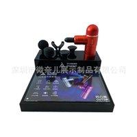 Échantillon de massage acrylique d'arme de massage Échantillon d'affichage de produit électronique