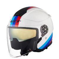 Motociclos capacetes gxt capacete metade rosto abs motocicleta de segurança elétrica lente dupla moto casque para mulheres homens casco