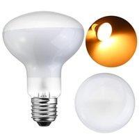 Lampadine EST AFFRAROD PET Riscaldamento lampada E27 R80 25W / 40W / 50W / 60W / 75W / 100W / 60W / 75W / 100W Lampadina bianca calda bianca 220V-240V per rettili anfibi