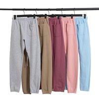 2021 Nova Outono inverno machos calças 3m calças reflexivas casuais casuais homens mulheres corredor calças