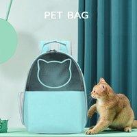 BAG BAG BAG BAG GRANDE BAG BAG PET Big spazio per piccoli gatti e cani a comoda uscita comodo con corrieri con zaino convenienti, casse casa