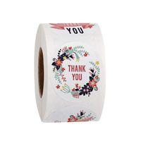 Verpackungsband Wasserdichte Nahtdichtung Lutscher Aufkleber Machine Kleine Bisness-Aufkleber Geschenkverpackung