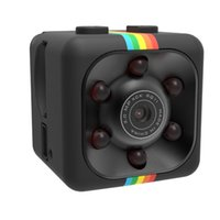 Mini Cameras Est FULL HD 1080P Camera WIFI SQ11 Night Vision Camcorder Action