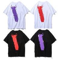21ss Diseñador de lujo para mujer camiseta camiseta con cuello redondo letra logo mujeres camisetas verano blanco casual v tees algodón delgado manga corta ropa superior 2021