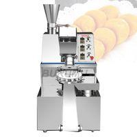 Stainless Steel Steam Bun Making Machine Xiao Long Bao Maker Baozi Manufacturer Desktop Momo Filling 220v