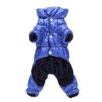 Dog Apparel Cute Pet Costume Jacket Bubble Coat Winter Soft Warm Breathable Clothes