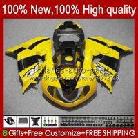 OEM Bodys per Suzuki Yellow Stock Srad TL1000R TL-1000R TL1000 R 98 99 00 01 02 03 Bodywork 19HC.101 TL 1000R 98-03 TL-1000 TL 1000 R 1998 1999 2000 2001 2002 2002 Kit carenatura