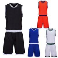 Uniformes de basket-ball de collège bon marché pour les hommes kid usure de bricolage personnalisé, nouveau maillot de basket-ball enfants