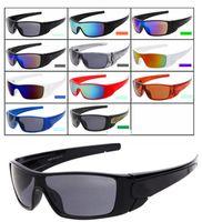 موك = 10 قطع الربيع الرجل والمرأة النظارات الشمسية الرجال القيادة الأزياء يندبروف المرأة الرياضة الدراجات نظارات نظارات النظارات البضائع 11 لون السفينة حرة