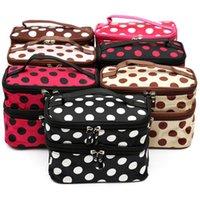 Cosmetic Bags & Cases Travel Women Toiletry Beauty Bag Makeup Box Organizer Zipper Holder Handbag Sundries Storage Casual