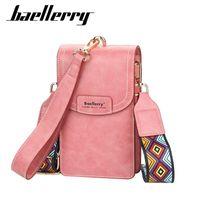 Shoulder Bags Fashion Women Mini Messenger Bag Top Quality Phone Pocket Crossbody Small For Girl Designer Purse