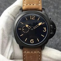 Top AAA+ Fashion Designer Luxury Watch Leather Belt Brown Black male Watch Waterproof Automatic Mechanical Movement Men Mens watches Montre de luxe Orologio di lusso