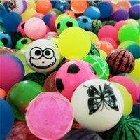 Coloridas bolas mágicas de la mágica de las bolas de cumpleaños de las bolas de cumpleaños bolso de botín de juguete Filler Jet Ball para niños pequeños regalos