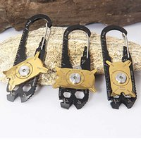 Creative Multi-function Combination Tool Pocket 20 In One Outdoor Portable Stainless Steel Wrench Screwdriver