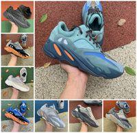최고 품질 Enflame 앰버 러너 700 v1 v2 캐주얼 신발 밝은 푸른 태양 반사 솔리드 그레이 뉴스 오렌지 색조 유틸리티 검은 정적 vanta 남자 여성 운동화