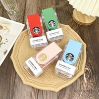 2021 Limited Edition 290ML Starbucks Genuine Mugs Valentine's Day Cherry Blossom Pink Cute Rotating Straw Cup With Canvas Bag