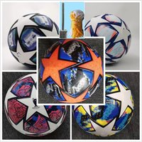European champion Soccer ball 20 21 Final KYIV PU size 5 balls granules slip-resistant football (Ship the without air)