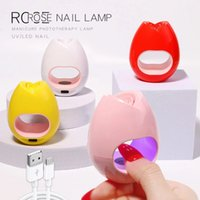 USB Mini Lamp for Drying Nails Decoration 2021 Fashion 16W LED UV Lamps for Nail Manicure