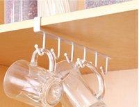 Кухонное хранение Организация STOUGE 1PC Нержавеющая сталь Ванная комната Стойка Стойка Шкафла Вешалка Кабинет Дверь Сундук Подвесные Санди