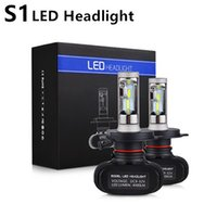 1pair Car Headlight H4 H7 H11 H8 LED bulbs Fog Light H3 9005 9006 H1 Motorcycle Headlamp LED Fog Lamp H27 880 8881 HB3 HB5 White 6000k DC12V