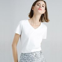 Frauen T-Shirt T-shirts Lady Solide Farbe Tees Kurzarm T-shirts Weibliche Sommer Tops für Frau T-shirts Frauen
