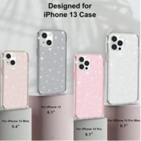 Cell phone cases For iPhone 13 13pro 12 11 XS MAX XR 7 8 double transparent fashionable and simple anti dropping TPU Clear material color