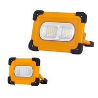 Proiettori 70 W LED Lampada da lavoro portatile portatile portatile Led impermeabili LED di inondazione per esterni campeggio del campeggio manutenzione del sito di illuminazione del sito di emergenza SOS