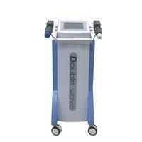 Professional Vertical 2 Handles ED Treatment Health Gadgets ShockWave Massager Equipment Body Massage Shock Wave Electromagnetic erectile dysfunction Machine