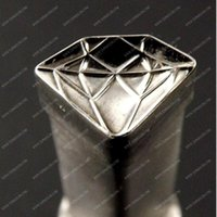 EUA Diamond Head Leite Press Die Candy Punch Die Mold Machine TDP