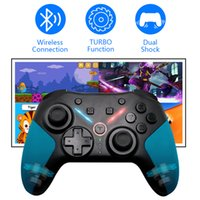 Wireless Bluetooth Gamepad USB Joystick Controllers Gamepads Video Game Console Handle for Nintendo Switch Pro Game Player