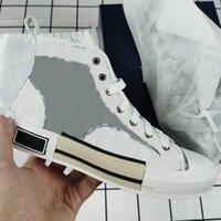 23 캐주얼 클래식 캔버스 신발 남자 여성 패션 가죽 레이스 최대 운동화 회색 흰색 검은 색 구두