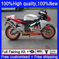 Body Kit For Aprilia RSV1000R Mille RV60 RSV 1000 R Factory color 1000R 2003 2004 2005 2006 Cowling 9No.68 RSV1000RR RSV1000 RSV-1000 R RR 03 04 05 06 Motorcycle Fairing