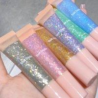 Eye Shadow Liquid Glitter Eyeshadow Long Lasting Shining Shimmer Makeup Tool For Party Festival High-gloss Cosmetic