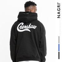 Nagri Masculino Marca de Moda Primavera e Verão Novo Nevoeiro Essentials Joint Limited Sports Sweater