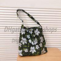Shoulder bags Luxurys designers High Quality Fashion womens CrossBody Handbags wallets lady Clutch Flowers shopping cloth bag purse 2021 Totes Handbag