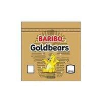Boş 600 mg Baribo Çanta Sıfırlanabilir Yemekleri Goldbears Mutlu Kiraz Meyveleri Meyve Salatası Fizzy Kola Şeftali Mylar Ambalaj 6 Renkler