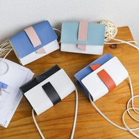 HBP Women's bag small square bag Single Shoulder Messenger mobile phone