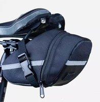 Vélo Vélo Vélo Selle Tube arrière Sac de siège arrière Forfait Coussin Coussin Kit d'équitation Panniers Cyclisme Téléphone Outils Sacs Equipements d'extérieur
