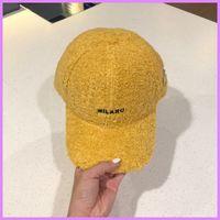 Designer Caps Hats Mens Bonnet Beanie Bucket Hat Womens Baseball CapWoolen lamb wool fabric Beanies Fedora Fitted Hats Woman LuxurysD219024F