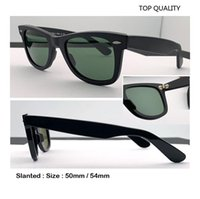 Desenhador unissex inclinado óculos de sol inclinados 54mm enorme relógio de sol retrô mulheres homens 50mm uv400 quadrado slanted tons gafas